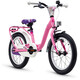 s'cool niXe 16 Childrens Bike alloy pink